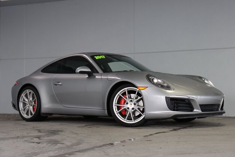 2017 Porsche 911 Carrera S Kansas City KS