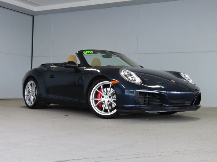 2017 Porsche 911 Carrera S Kansas City KS