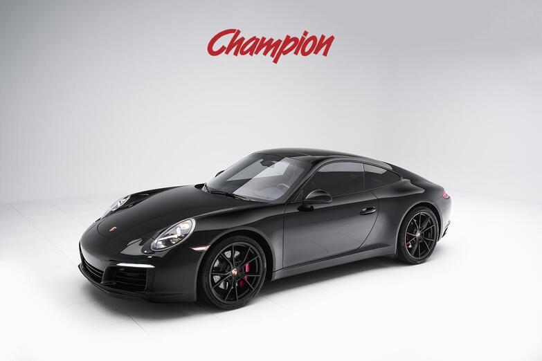 2017 Porsche 911 Carrera S Pompano Beach FL