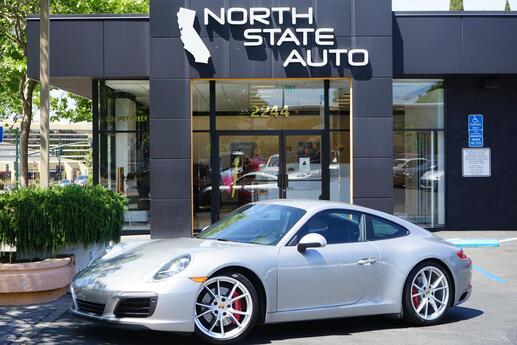 2017 Porsche 911 Carrera S Walnut Creek CA