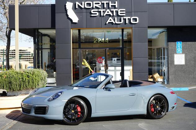 2017_Porsche_911_Carrera S_ Walnut Creek CA