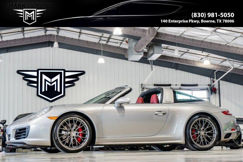 2017_Porsche_911_Targa 4S_ Boerne TX