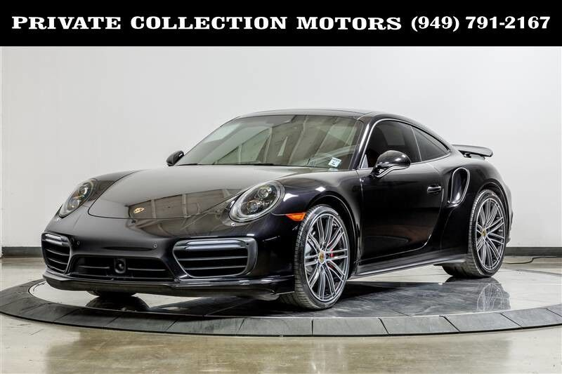 2017_Porsche_911_Turbo $176,640 MSRP_ Costa Mesa CA