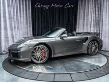 Porsche 911 Turbo Convertible *MSRP $177,060+* 2017