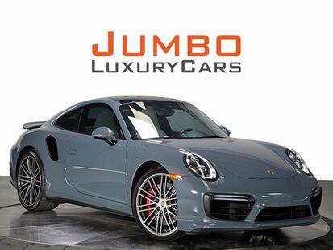 2017_Porsche_911_Turbo_ Hollywood FL