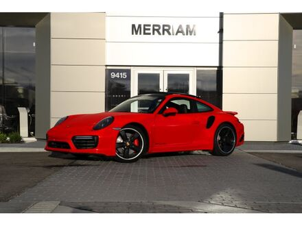 2017_Porsche_911_Turbo_ Merriam KS