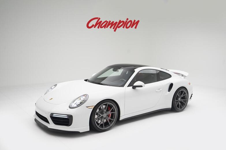 2017 Porsche 911 Turbo Pompano Beach FL