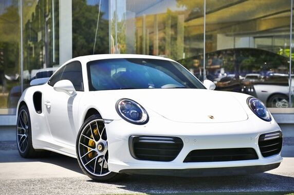 2017_Porsche_911 Turbo S__ Westlake Village CA