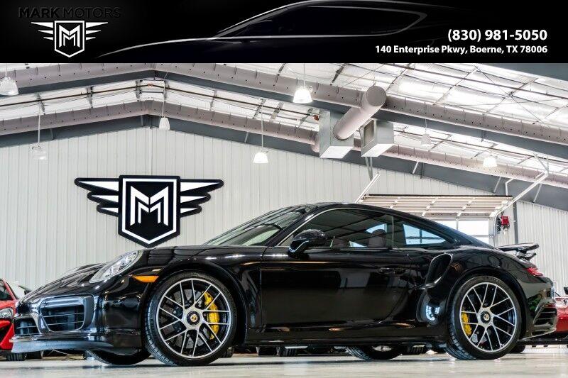 2017_Porsche_911_Turbo S_ Boerne TX
