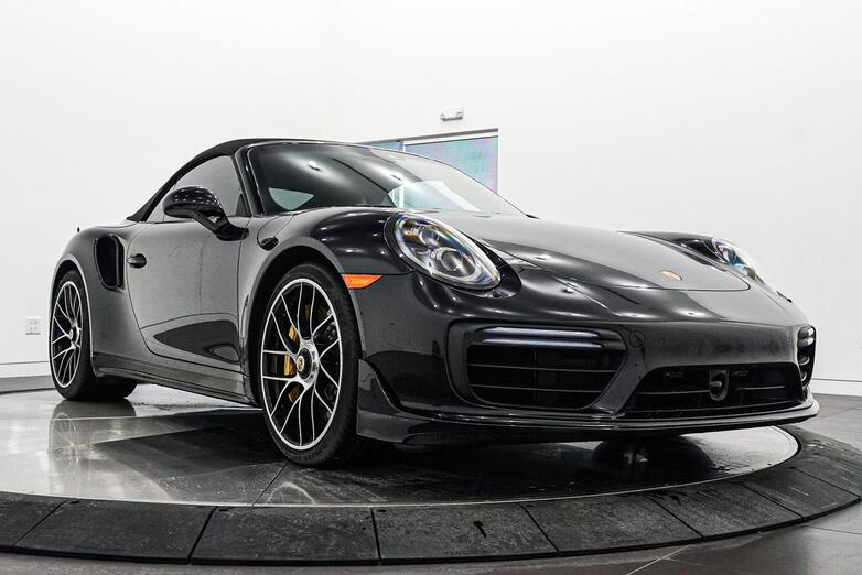 2017 Porsche 911 Turbo S Highland Park IL