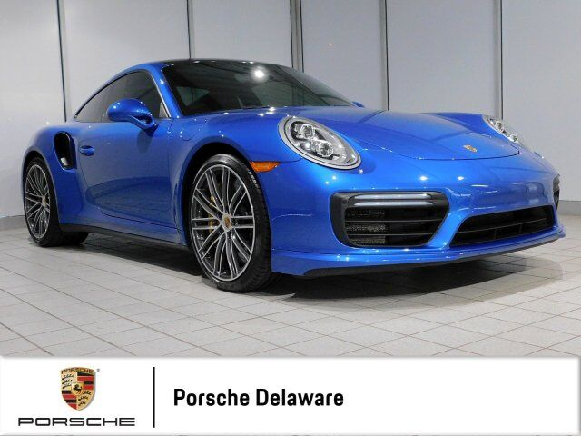 2017 Porsche 911 Turbo S Newark DE
