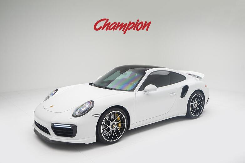 2017 Porsche 911 Turbo S Pompano Beach FL