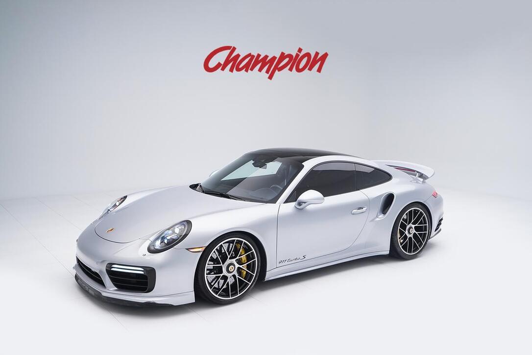 2017 Porsche 911 Turbo S Pompano Beach FL