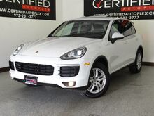 2017_Porsche_Cayenne_AWD 3.6L V6 BLIND SPOT MONITOR NAVIGATION SUNROOF LEATHER HEATED SEATS_ Carrollton TX