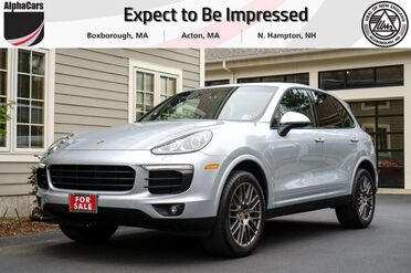 2017_Porsche_Cayenne_AWD Platinum Edition_ Boxborough MA