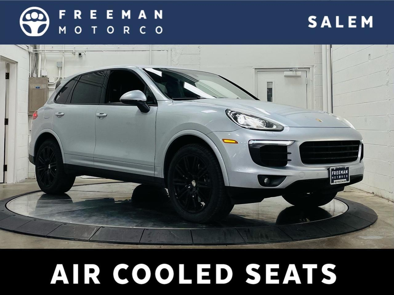 2017 Porsche Cayenne AWD Platinum Edition Heated/Ventilated Seats Salem OR