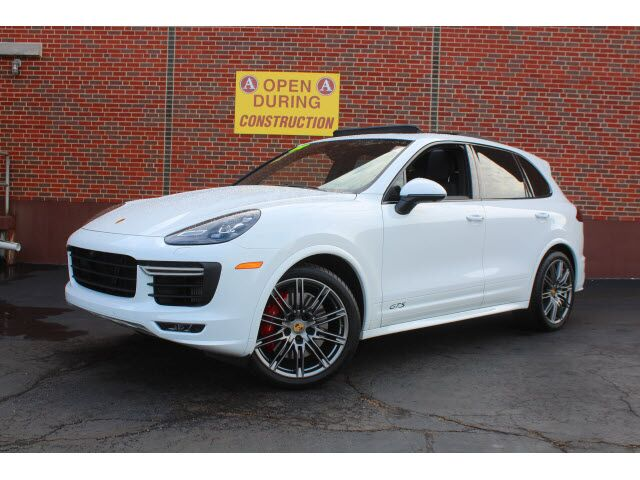 2017 Porsche Cayenne GTS Kansas City KS