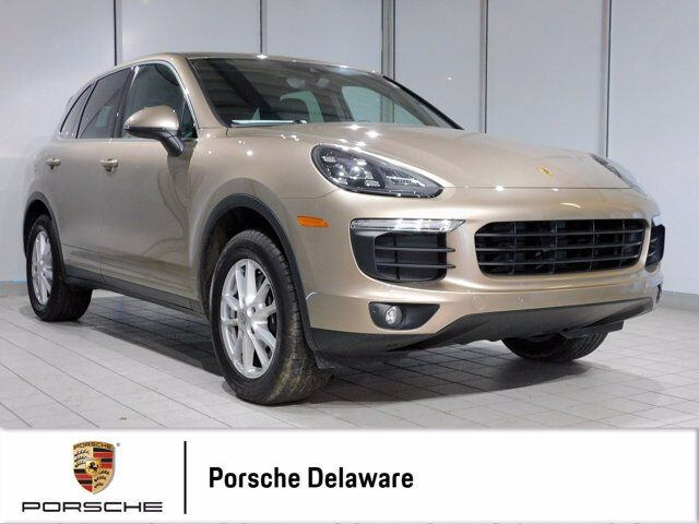 2017 Porsche Cayenne PREMIUM PACKAGE PLUS Newark DE