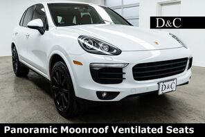 2017_Porsche_Cayenne_Panoramic Moonroof Ventilated Seats_ Portland OR