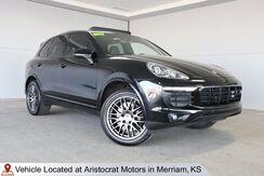 2017_Porsche_Cayenne_Platinum Edition_ Mission KS