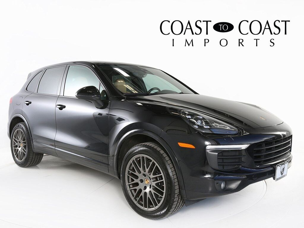 2017 Porsche Cayenne Platinum Edition Indianapolis IN