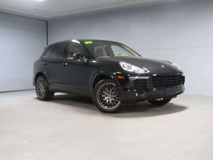 2017 Porsche Cayenne Platinum Edition Kansas City KS