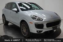 Porsche Cayenne Platinum Edition NAV,CAM,PANO,CLMT STS,20IN WHLS 2017