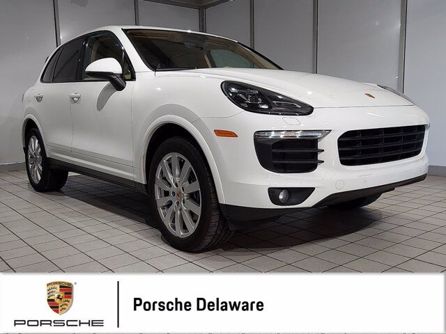 2017 Porsche Cayenne Platinum Edition Newark DE