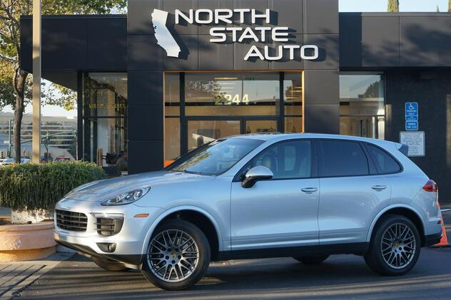 2017_Porsche_Cayenne_Platinum Edition_ Walnut Creek CA