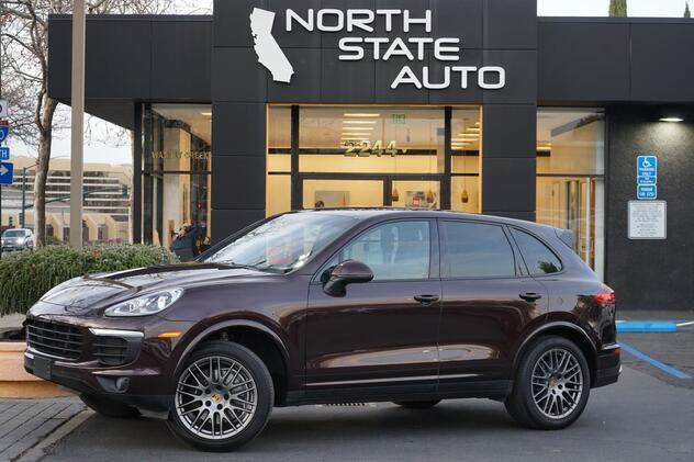 2017_Porsche_Cayenne_Platinum Edition_ Walnut Creek CA