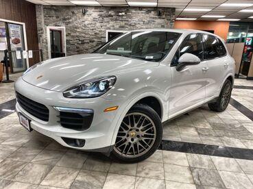 2017_Porsche_Cayenne_Platinum Edition_ Worcester MA