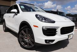 Porsche Cayenne S, 1 OWNER,$90,420 STICKER,LOADED! 2017