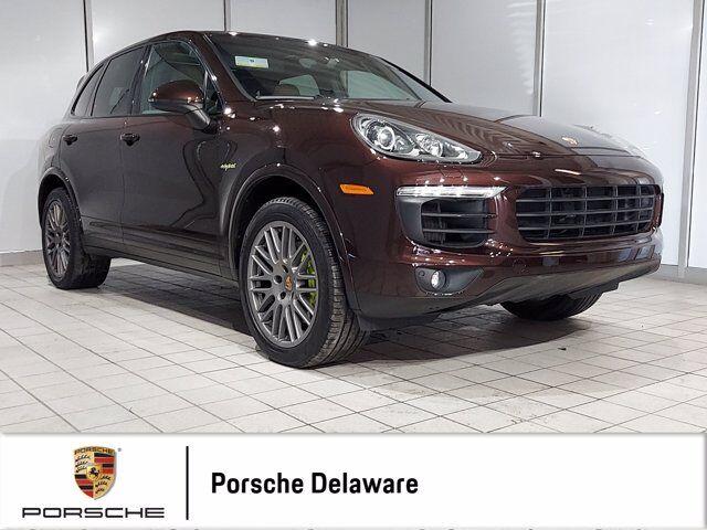 2017 Porsche Cayenne S E-Hybrid Newark DE