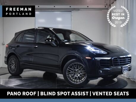 2017_Porsche_Cayenne_S E-Hybrid Platinum Edition AWD Pano Vented Seats_ Portland OR