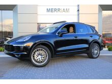 2017_Porsche_Cayenne_S_ Kansas City KS