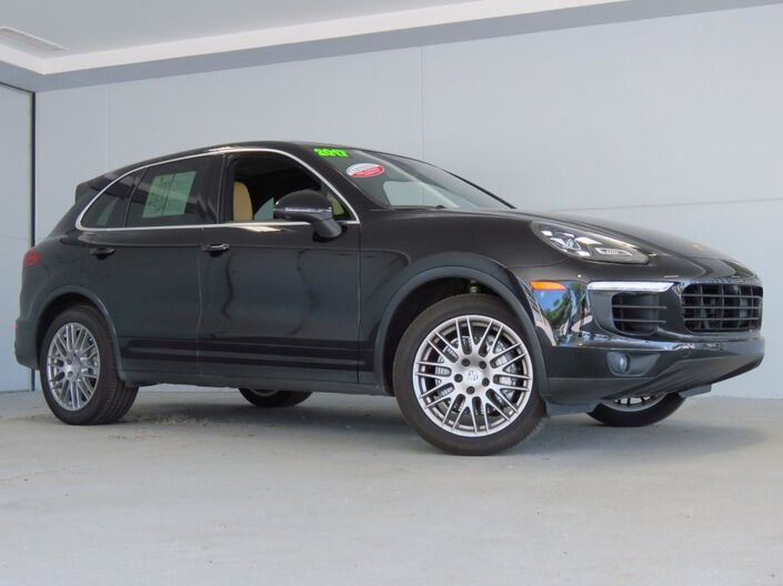 2017 Porsche Cayenne S Merriam KS