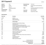 2017 Porsche Cayenne S Pompano Beach FL