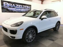 2017_Porsche_Cayenne_S, Premium Pkg Plus, 21 Turbo Wheels_ Houston TX