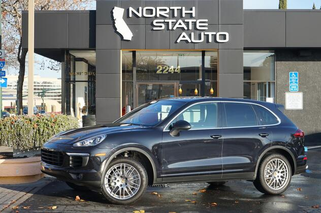 2017_Porsche_Cayenne_S_ Walnut Creek CA