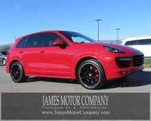 2017_Porsche_Cayenne_Turbo_ Lexington KY