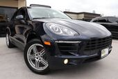 2017 Porsche Macan $60,810 Original Sticker, 1 Owner, Clean Carfax!