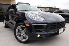 2017_Porsche_Macan_$60,810 Original Sticker, 1 Owner, Clean Carfax!_ Houston TX