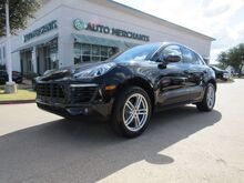 2017_Porsche_Macan_AWD LEATHER, PNAORAMIC SUNROOF, HTD/CLD STS, SPORT MODE, PADDLE SHIFTERS, UNDER FACTORY WARRANTY_ Plano TX