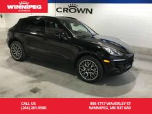 2017_Porsche_Macan_BLOW OUT SALE/ONE OWNER/LOADED_ Winnipeg MB