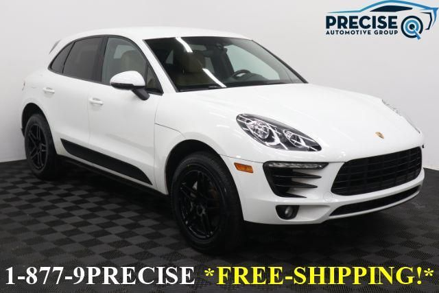 2017 Porsche Macan Base Chantilly VA