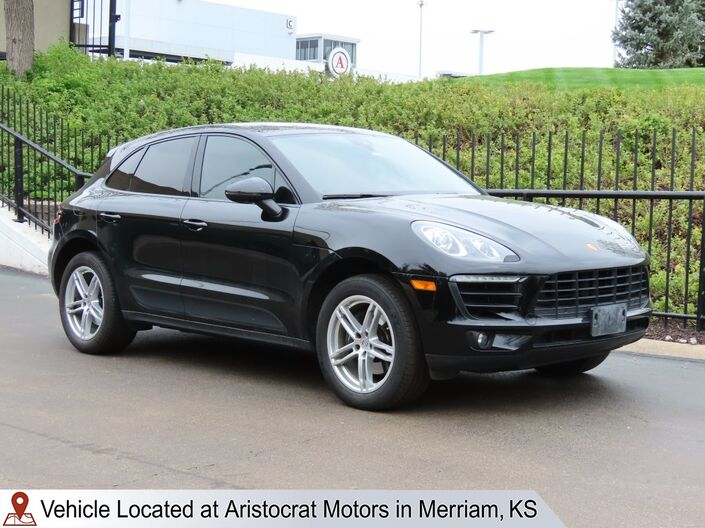 2017 Porsche Macan Base Merriam KS