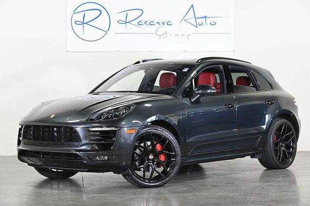 2017 Porsche Macan GTS Modulare Wheels Premium Package Plus The Colony TX