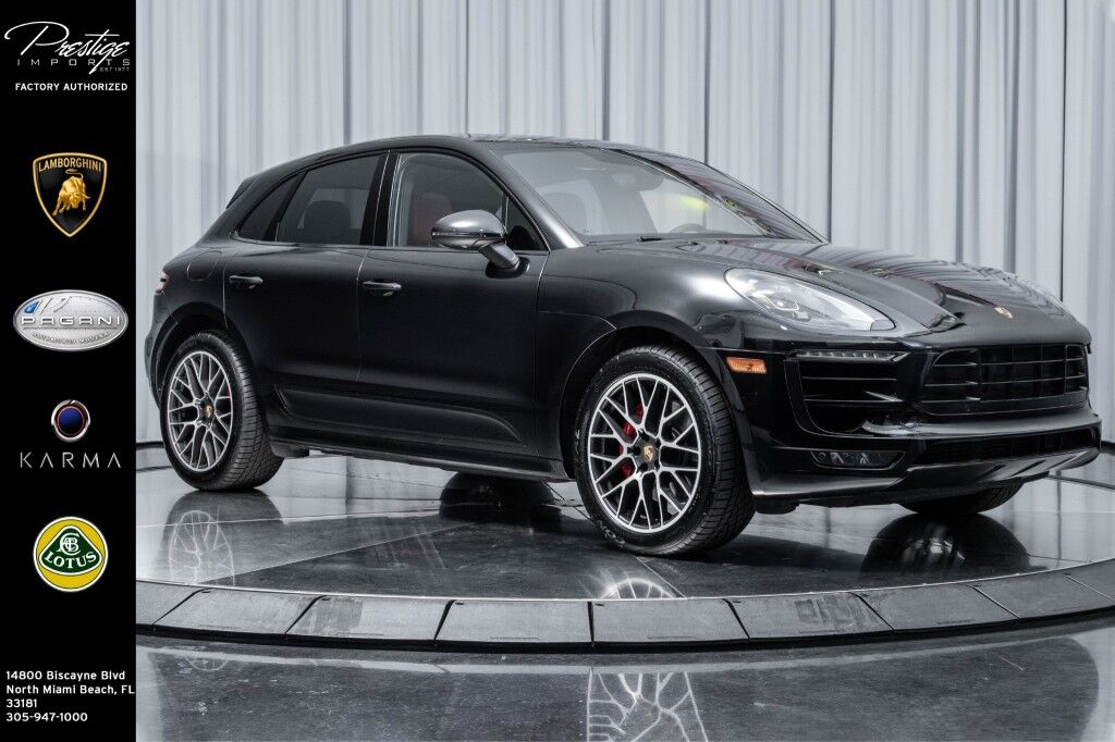 2017_Porsche_Macan_GTS_ North Miami Beach FL