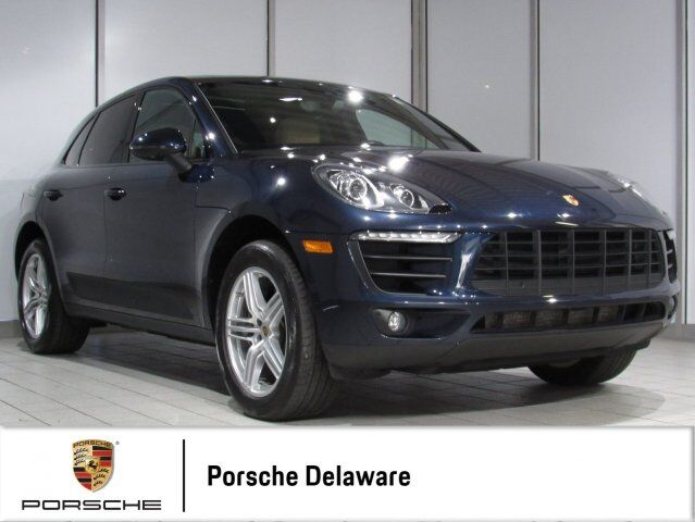 2017 Porsche Macan PREMIUM PACKAGE PLUS Newark DE