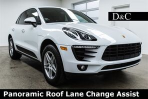 2017_Porsche_Macan_Panoramic Roof Lane Change Assist_ Portland OR